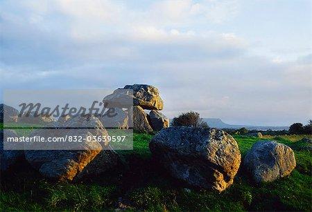 Carrowmore, Co Sligo, Ireland; Dolmen