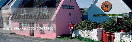Doolin Village, Co Clare, Ireland