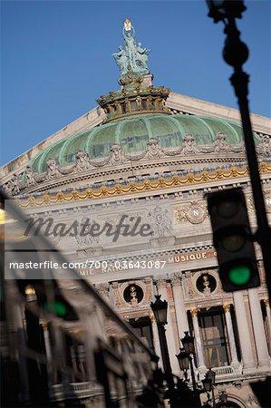Opéra Garnier, Paris, Frankreich