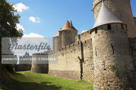 Carcassonne, Aude, Languedoc Roussillon, France