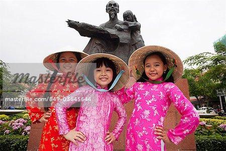 Vietnam, Ho Chi Minh-ville, rue fournisseur