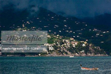 Santa Margherita Ligure, Province de Gênes, côte ligure, Italie