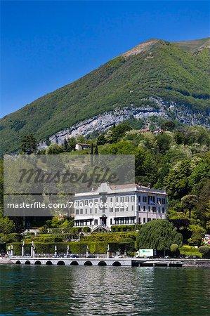 Villa Carlotta, Tremezzo, lac de Côme, la Province de Côme, Lombardie, Italie