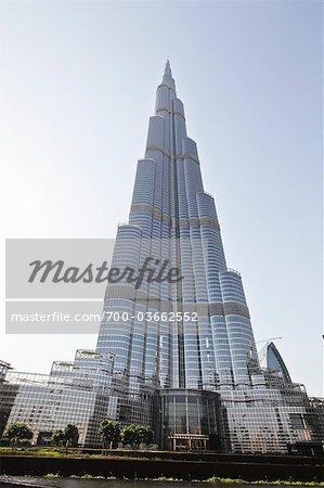 Burj Dubai, Dubai, Émirats Arabes Unis