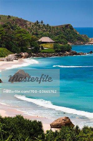 Beach at Nihiwatu Resort, Sumba, Lessert Sunda Islands, Indonesia