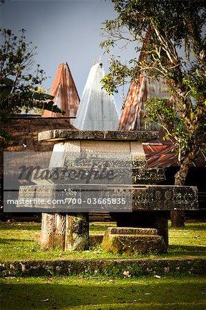 Megalithic Royal Grave Stone, Anakalang, Sumba, Indonesia