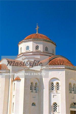 Près de Messaria, île de Santorini (Thira), Iles des Cyclades, Aegean, îles grecques, Grèce, Europe