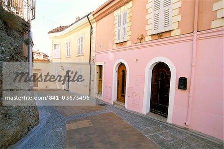 Roquebrune, Alpes-Maritimes, Provence, Côte d'Azur, France, Méditerranée, Europe