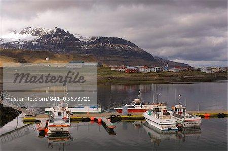 Grundarfjordur, Snaefellsnes Peninsula, Iceland, Polar Regions