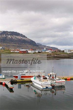 Grundarfjordur, péninsule de Snaefellsnes (Islande), les régions polaires