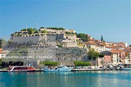 Portoferraio, Isola d'Elba, Elba, Tuscany, Italy, Europe