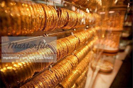 Gold Souk, Dubai, Vereinigte Arabische Emirate, Naher Osten