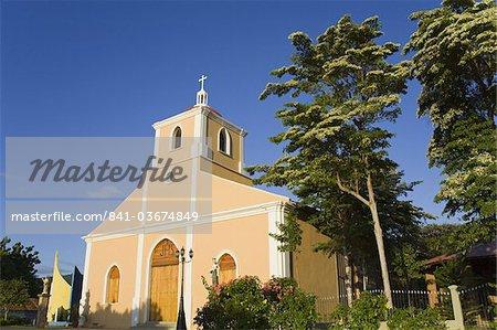 Église de San Juan Bautista à San Juan Del Sur, département de Rivas, au Nicaragua, l'Amérique centrale