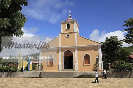 Iglesia San Juan Bautista, San Juan del Sur, Nicaragua, Central America
