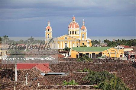 Cathedral de Granada, Granada, Nicaragua, Central America