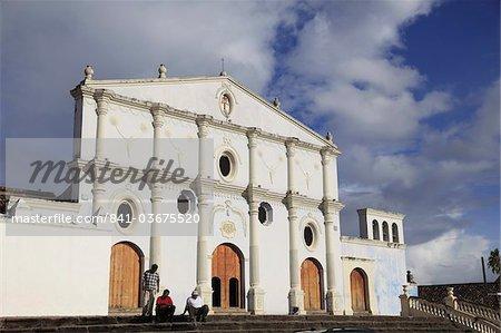 Iglesia San Francisco, la plus ancienne église en Amérique centrale, Granada, Nicaragua, Amérique centrale