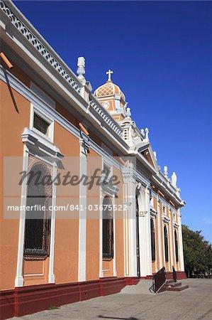 Iglesia de Xalteva, Granada, Nicaragua, Central America