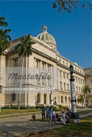 Capitolio Nacional, Havana, Cuba, West Indies, Caribbean, Central America
