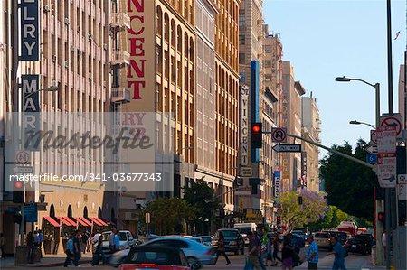 Centre-ville, quartier des bijoux, Los Angeles, Californie, États-Unis d'Amérique, l'Amérique du Nord