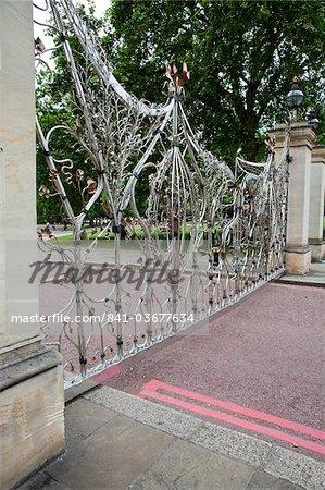 Queen Elizabeth Gate, Hyde Park, Londres, Royaume-Uni, Europe