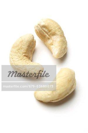Cashew-Nüsse.