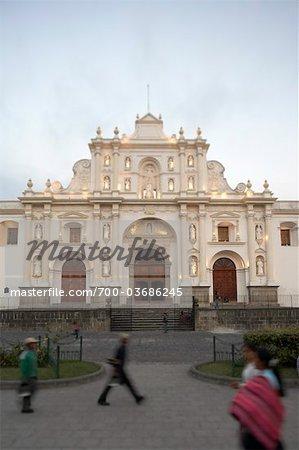 Saint Joseph Cathedral, Antigua Guatemala, Guatemala