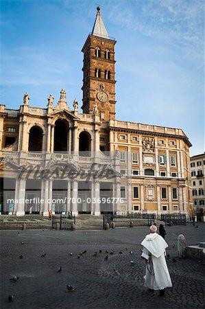Santa Maria Maggiore, Rome, Lazio, Italy