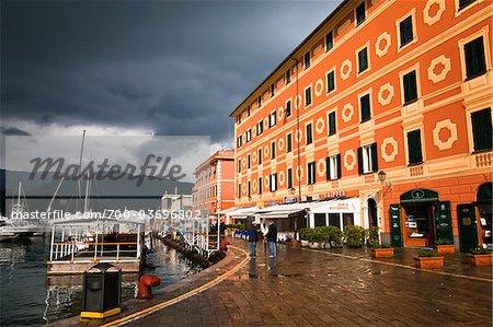 Santa Margherita Ligure, côte ligure, Italie