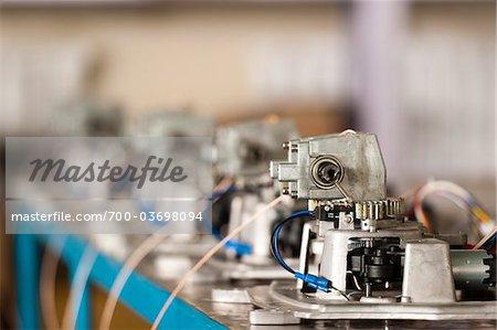Fabrication de moteur électrique