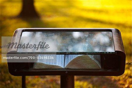 Name-Verzeichnis, Vietnam Veterns Memorial, Washington Monument, Washington, D.C., USA