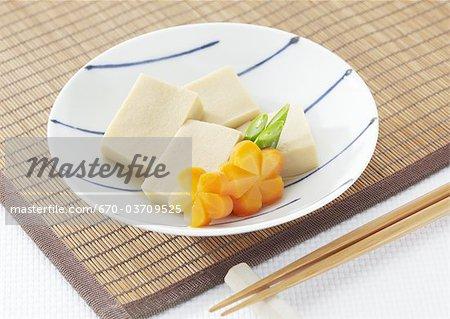 Koya dofu, freeze dried tofu