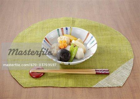 Légumes mijotés