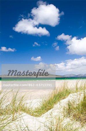 Seilebost beach, Isle of Harris, Hebrides, Scotland, UK