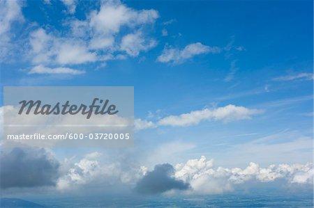 Cloudscape, Salzburg, Salzburger Land, Austria