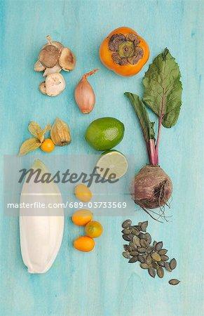 Aliments biologiques pour une alimentation alcaline