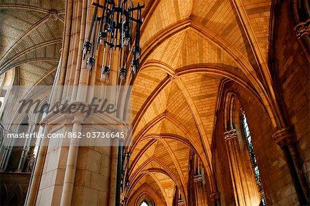 Angleterre, Londres. Cathédrale de Southwark à Londres