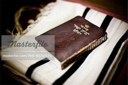 Torah sur Tallit