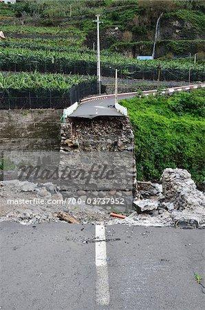 Washedout Bridge, Calheta, Madeira, Portugal