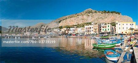 Mondello, Sicily, Italy