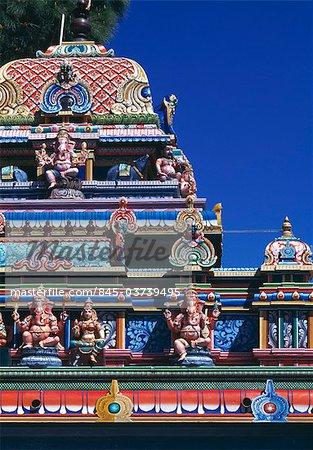Ganesh Temple, Jaipur, Rajasthan, India.