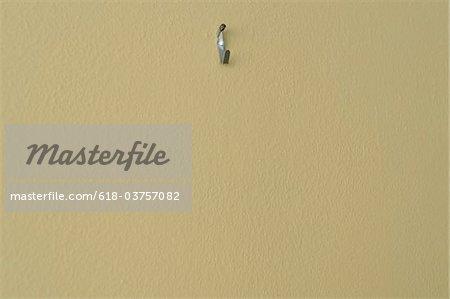 Picture Hook in a sheetrock wall