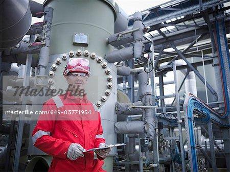 Bei unterirdischer Lagerung Gaswerk