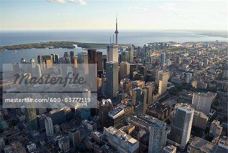 Skyline, Toronto, Ontario, Canada