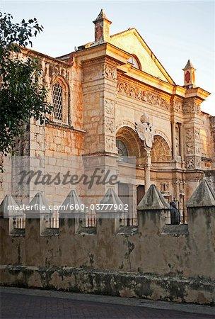 Cathédrale Santa Maria la Menor, Santo Domingo, République dominicaine