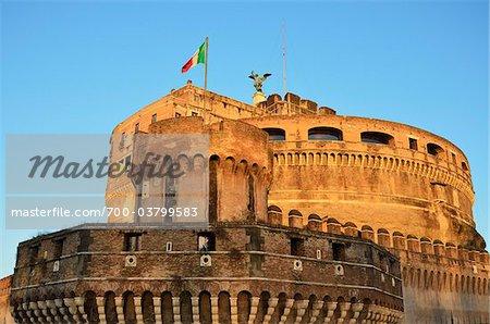 Castel Sant ' Angelo, Rom, Italien