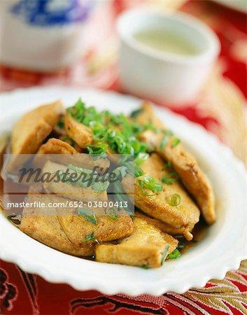 Tofu frit