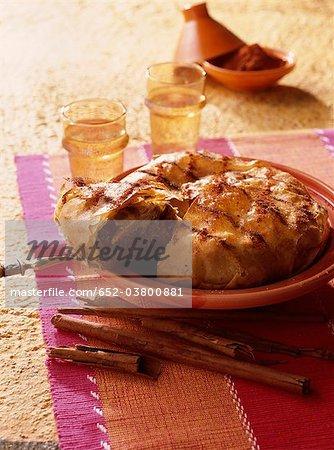 Quail Pastilla