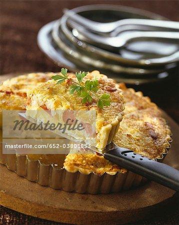 Choucroute tart