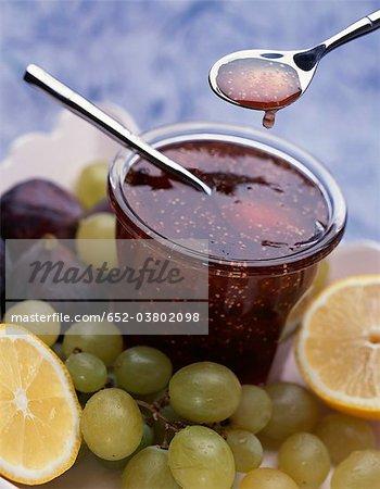 Feigen-Marmelade