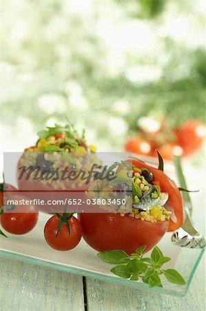 Tomates à la niçoise